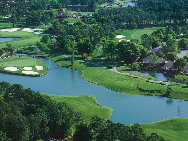 The Tradition Golf Club Pawleys Island Sc